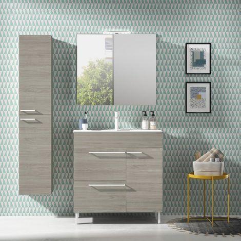 Mueble baño blanco 100cm. PACIFICORoyo es una compañía global líder en el sector del mueble de baño