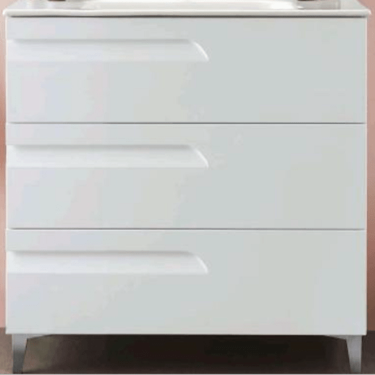 Mueble Baño Blanco