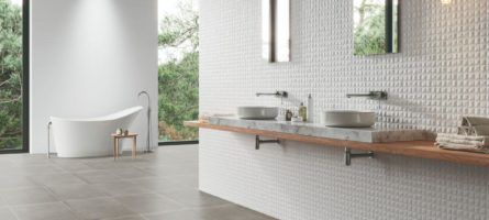 La cerámica y el baño, una 'pareja' perfecta y de largo recorrido