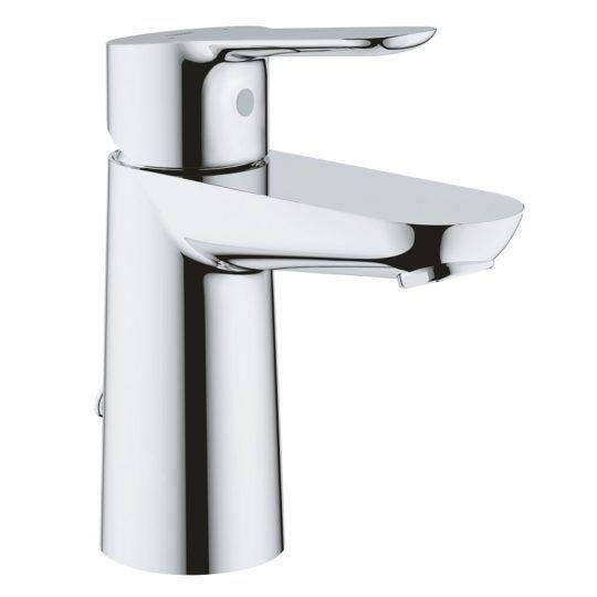 Monomando lavabo Bauedge cadenilla S. GROHE