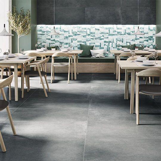 Pavimento Roca 60x120 cm Rectificado Serie TAILOR.