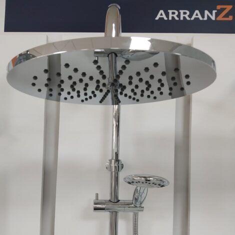 conjunto de ducha monomando telescopica g-star mix 02