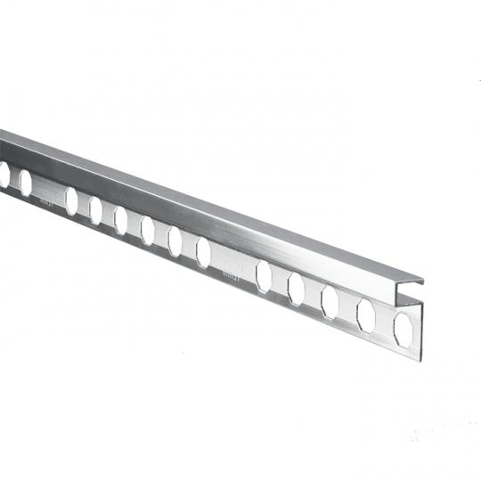 PERFIL ALUMINIO 10x2500 ESPEJO